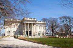 Nieuwpoort Rhode Island Mansion royalty-vrije stock foto