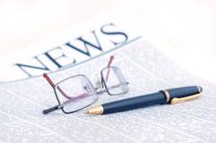 Nieuws Stock Foto's