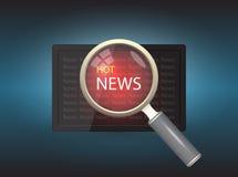nieuws vector illustratie