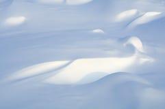 Nieve Fotos de archivo
