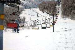 Nieve 19 Fotografía de archivo