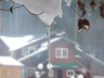 nieve Imagenes de archivo