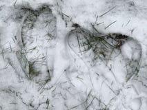 nieve Imagen de archivo