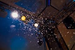 Nieve artificial imágenes de archivo libres de regalías