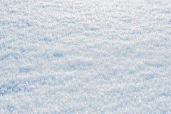 Nieve Background Nieve azul chispeante Fotografía de archivo