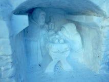 Nieve Belén - alto Tatras - Eslovaquia Fotos de archivo