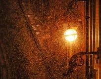 Nieve de Birmingham Imagenes de archivo