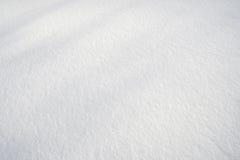 Nieve de la textura Imagen de archivo