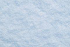 Nieve del blanco puro de la textura Imagen de archivo