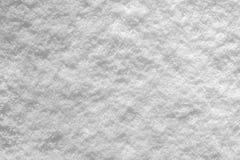 Nieve del blanco puro de la textura Fotos de archivo