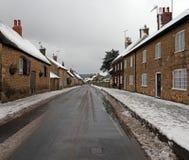 Nieve del invierno Imagen de archivo libre de regalías