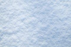 Nieve del invierno de la textura Foto de archivo