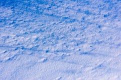 Nieve en Año Nuevo Imagen de archivo