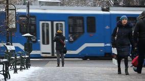 Nieve en Kraków