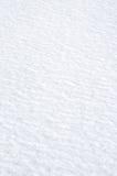 Nieve fresca Fotos de archivo