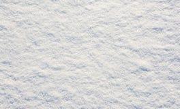 Nieve fresca Imagen de archivo
