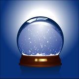 Nieve-globo Fotografía de archivo