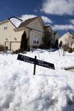 Nieve libre Fotos de archivo libres de regalías