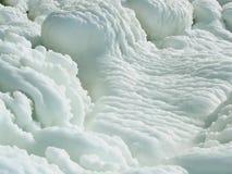 Nieve Pattern# Fotografía de archivo libre de regalías