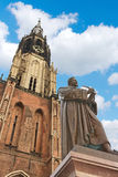 Niew Kerk, New Church, Delft Stock Image