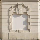 niewidomy okno Zdjęcia Royalty Free