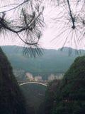 Niewidziany Chongqing, Chiny zdjęcia stock