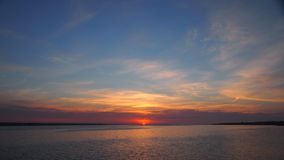 Niewinnie wiosna wschód słońca Zdjęcie Royalty Free