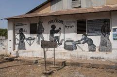 Niewolniczy domy Fotografia Stock