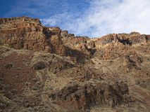 Niewygładzona geologia zdjęcia royalty free