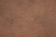 Niewygładzony brown papieru tło zdjęcia stock