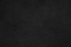 Niewygładzony czerń papieru tło Fotografia Stock