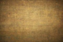 Niewygładzony marszczący koloru żółtego papieru tło ilustracja wektor