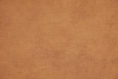 Niewygładzony pomarańcze papieru tło Obraz Royalty Free