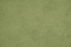 Niewygładzony zielonego papieru tło zdjęcia stock