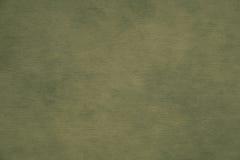 Niewygładzony zielonego papieru tło obraz stock
