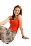 niezłe młodych dziewcząt zdjęcie stock