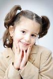 Niñez inocent hermosa Fotografía de archivo libre de regalías