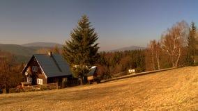 niezły krajobrazu Zdjęcia Stock