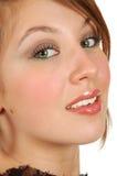 niezły portret dziewczyny Zdjęcie Stock