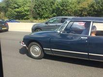 niezły samochód Zdjęcie Royalty Free