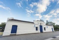 Niezależność dom w Tucuman, Argentyna. Obrazy Stock