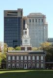 Niezależność Hall Filadelfia Zdjęcia Stock