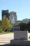 Niezależność Hall Filadelfia Obrazy Royalty Free