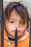 Niezidentyfikowane Indiańskie dziewczyny Obrazy Stock