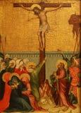 Nieznane Styrian malarz: Krzyżowanie zdjęcie royalty free