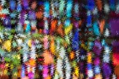 Niezwykły abstrakcjonistyczny lekkiego skutka tło, światło przepuszcza, może używać w różnych kontaminacja trybach, Fotografia Stock