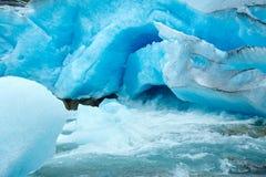 Nigardsbreen Glacier (Norway) Royalty Free Stock Photos