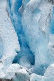 Nigardsbreen lodowiec - Norwegia fotografia royalty free
