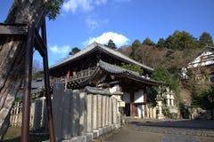 Nigatsudou Todai-ji, Nara Стоковая Фотография RF
