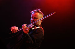 Nigel Kennedy royalty free stock photo